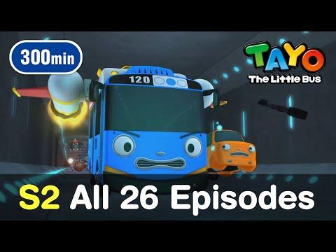 [Tayo S2] All 26 Full Episodes of Season 2 (300 mins)