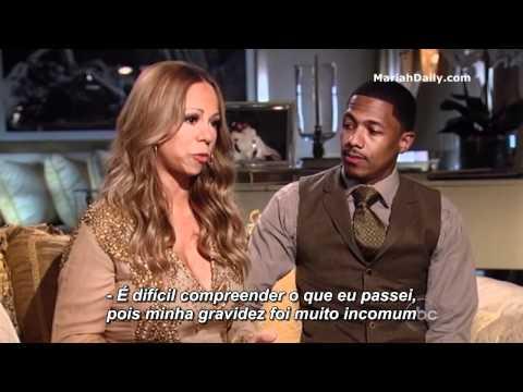 (Tradução) 20/20 Interview - Mariah Carey e Nick Cannon (2011)