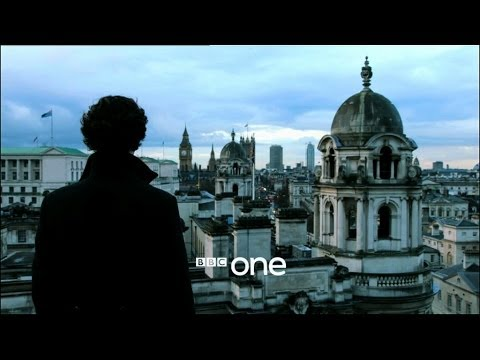 #SherlockLives - Sherlock Series 3: TV Trailer - BBC One