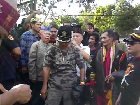 (KOPPAD BORNEO) Dayak traditional ceremony Balikpapan Part 2