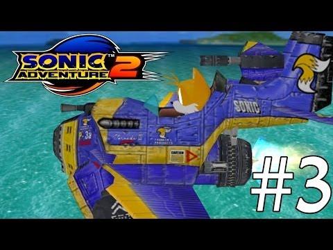 Sonic Adventure 2- Hero Mode Tails #3 (DREAMCAST)