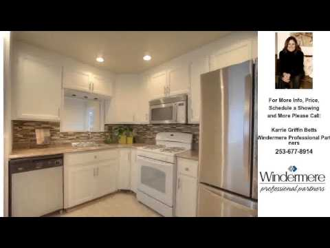 4012 59TH ST CT NW, GIG HARBOR, WA Presented by Karrie Griffin Betts.