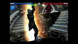 Infinity Blade Gameplay: How To Kill The God King In Two