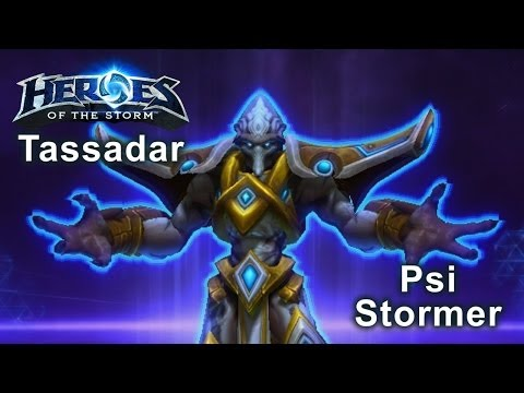 Heroes of the Storm - Tassadar Storm Build
