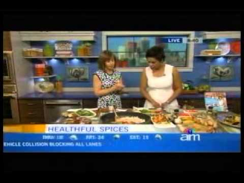 Spice Up Your Diet - Healthy Spices on Canada AM