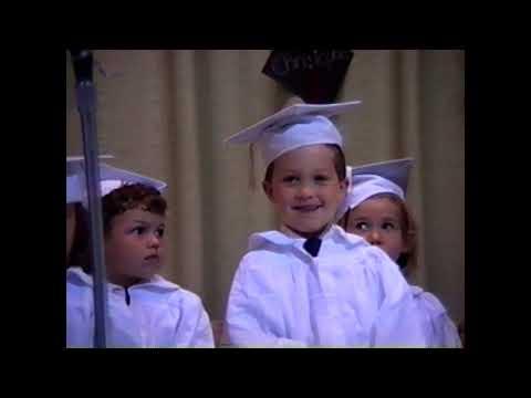 St. Mary's Pre-School Graduation 6-17-02