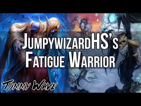 JumpywizardHS Fatigue Warrior - Hearthstone Decks