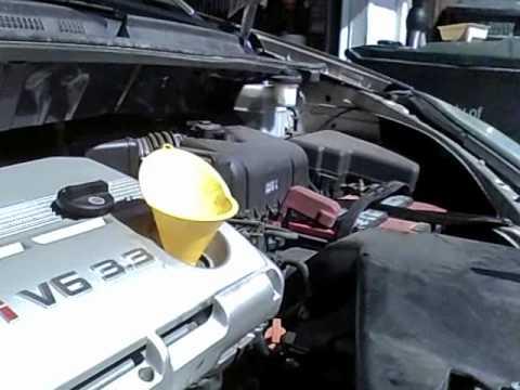 2004 Toyota Sienna Xle Oil Change Amp Maintenance Light