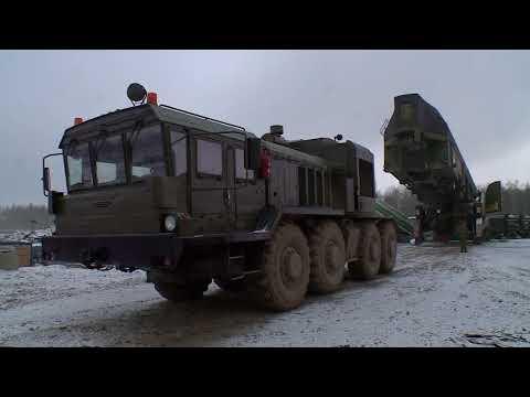 فيديو.. موسكو تجهّز صاروخاً للاطلاق قادر ...
