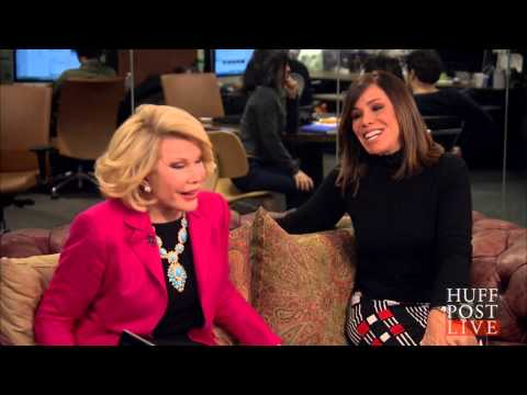 Joan and Melissa Rivers Interview: Joan & Melissa Season 4
