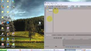 Sony Vegas How To Sync Audio With Video [Tutorial 9]