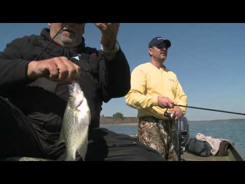 G3 Sportsman TV - Pre-Spawn Crappie