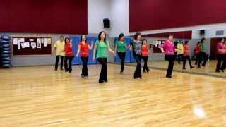 A Little Bit Gypsy Line Dance (Dance & Teach In English
