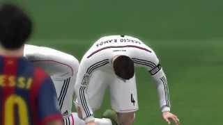 FIFA 14 Previa 2014/2015 Real Madrid Vs FC Barcelona