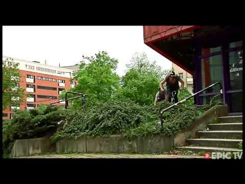 Greg Illingworth, Matt Priest, and Liam Eltham Shred Berlin Pt.1 | Fast Forward BMX, Ep. 9