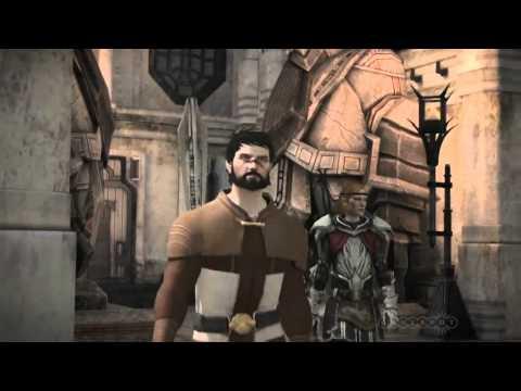 Дневники разработчиков: Сюжет Dragon Age 2