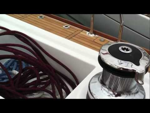 Jeanneau 57 Sailing Yacht Video Walkthrough By: Ian Van Tuyl at IVTyachtsales.com