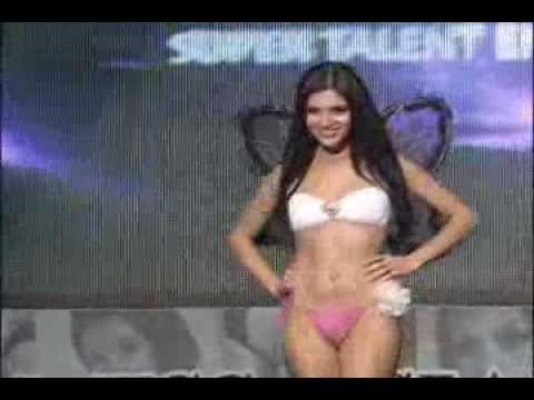Bikini Show of Miss Asia Pacific World 2013 미스아시아퍼시픽월드