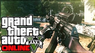 GTA 5 Online LEAKED FIRST PERSON MODE COMING TO NEXT GEN