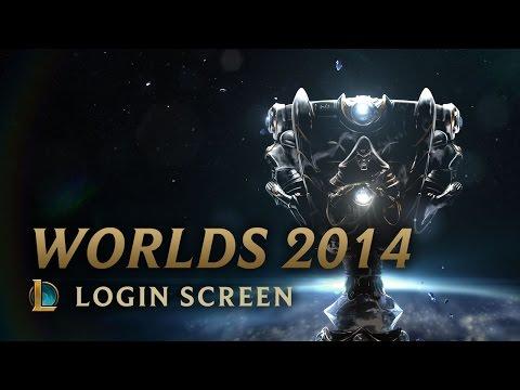 World Championship 2014 | Login Screen - League of Legends