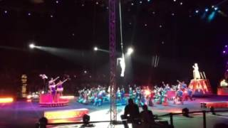 Circo ringling brothers houston tx 7/30/2017