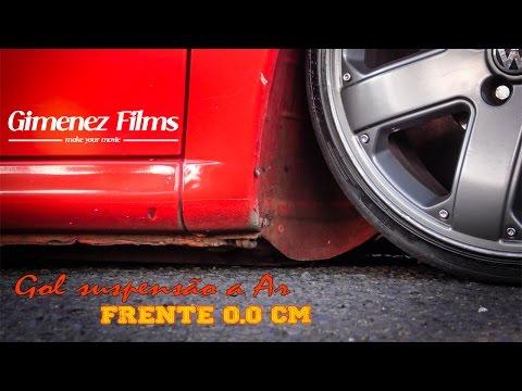 Gol G4 Suspensão a Ar e Aro 17   frente 0,0 cm   Gimenez Films - Make your Movie