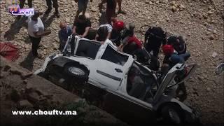 فاجعة أحفــير..تفاصيل وفــاة 7 أشخاص بعدما دخل فيهم عسكري بطوموبيلتو   |   زووم