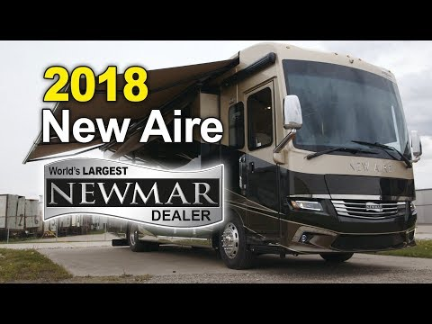 2018 Newmar New Aire Motorhomes