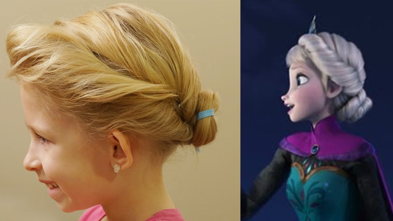 Displaying 18> Images For - Frozen Elsa Hair