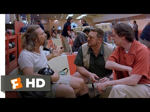 He Peed On My Rug - The Big Lebowski (2/12) Movie CLIP (1998) HD