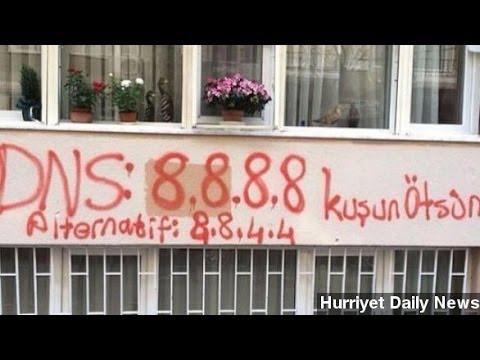 Google Confirms Turkey Is Blocking Its DNS