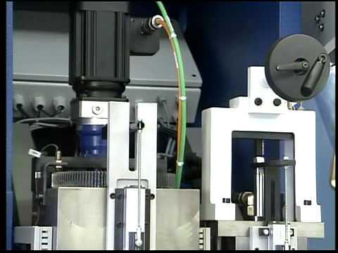 Boschert's Combi-Cut High Definition Plasma and Punching Machine