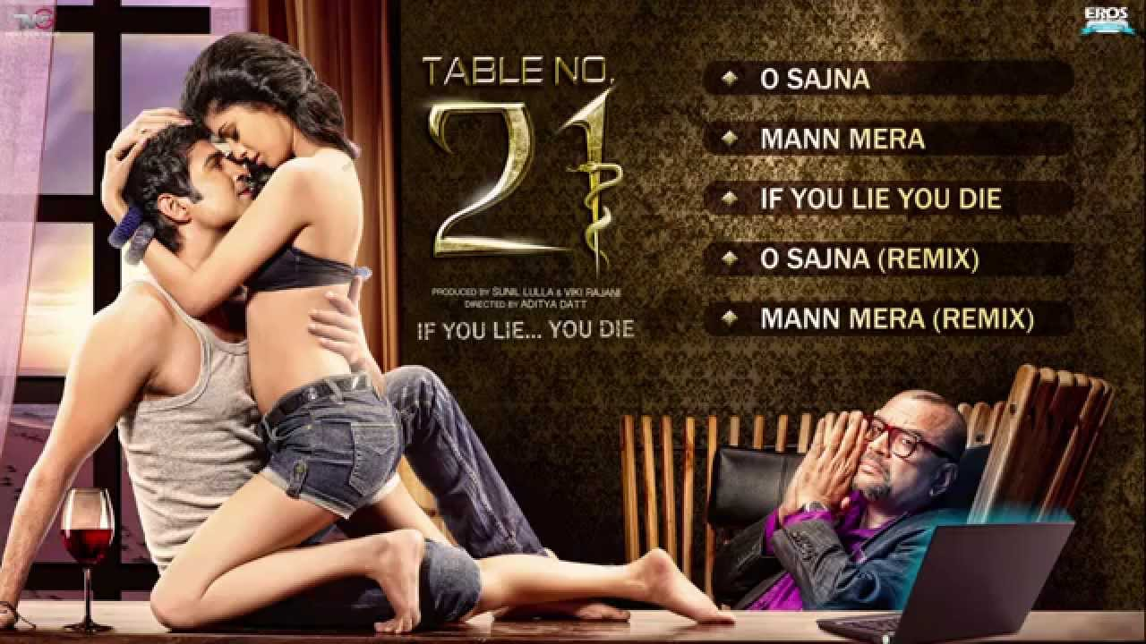 Table jukebox full songs youtube for Table no 21 songs