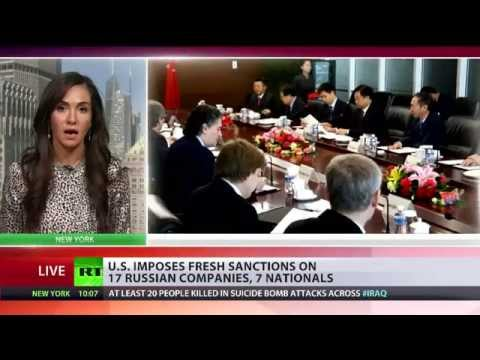 Sanctions Round 3: Fresh batch targets Russian politics, energy & aviation players