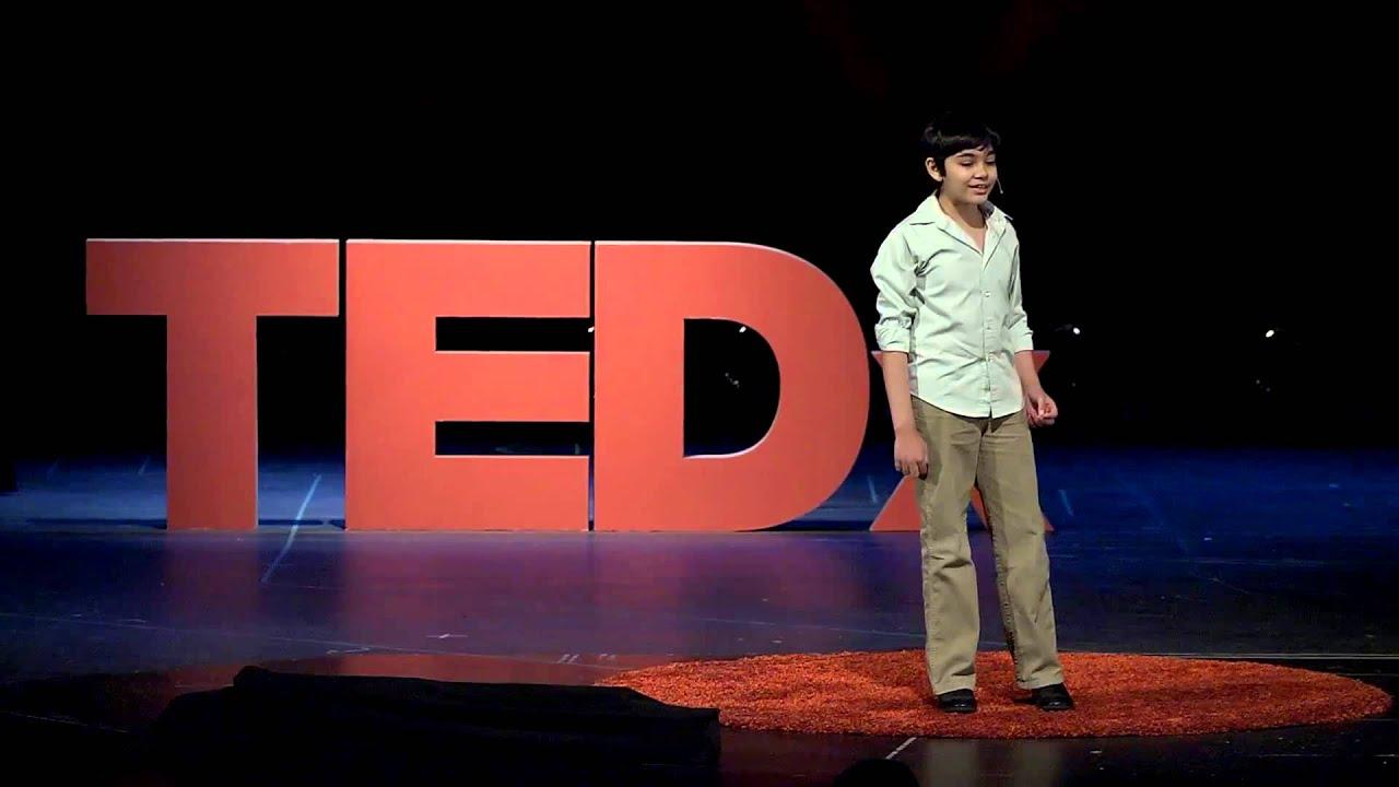 College Began At 7 For Tanishq Abraham Tedxsacramento