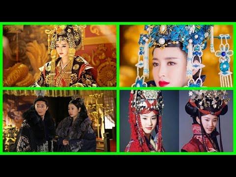 9 Tạo hình cổ trang trong phim Trung Quốc nhìn là