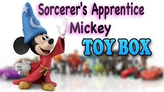 Disney Infinity: Sorcerer Mickey Mouse Toy Box