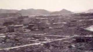 View Of Hiroshima After Atomic Bombing