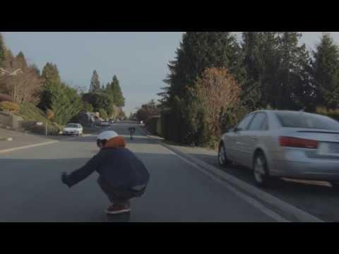 Downhill Skateboarding |