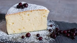 Japanese cotton cheesecake (Uncle Tetsu mimic) recipe- 4 Mins or Less Recipes