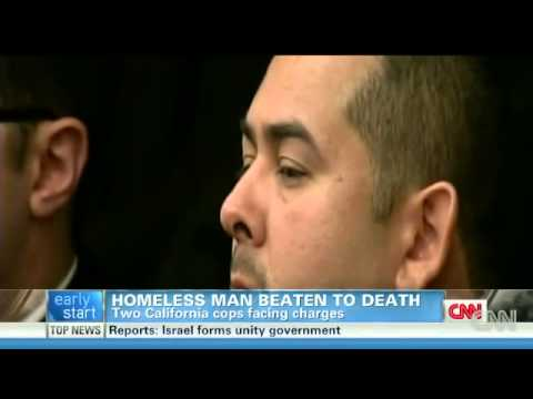 CNN   City pays $1 million to mother of homeless man beaten to death by police   YouTube