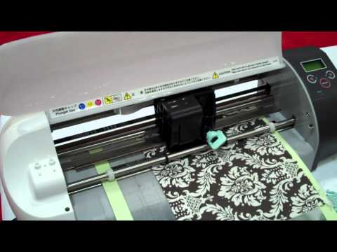 cutting machine scrapbook
