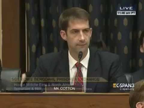 June 18, 2014: Rep. Tom Cotton Delivers Opening Statement in Bergdahl Prisoner Exchange Hearing