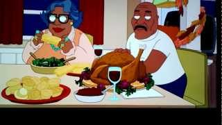 A Brown Thanksgiving, Cleveland Show view on youtube.com tube online.
