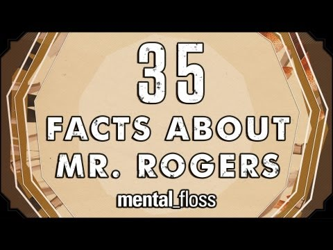 35 Facts About Fred Rogers