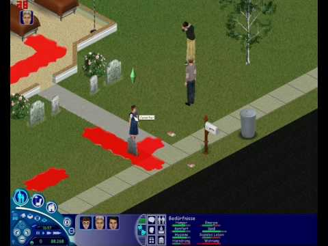 Little Girl Guns down Family in the sims 1..Sort of funny, THE MOD IS NOT BY ME!!! Download: (for ALL Addons to Unleashed) http://members.multimania.co.uk/shaklin/dateien/Shaklin_Kill_Set_AlleAddOns.zip (All addons t...
