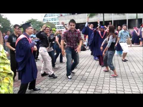 UM convocation flashMOB 2011