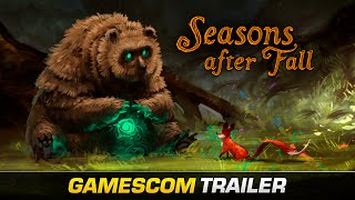 Seasons After Fall - Gamescom 2016 Trailer