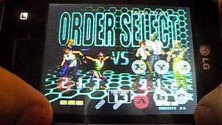 THE KING OF FIGHTERS 2002 PARA ANDROID ( EMULADOR TIGER