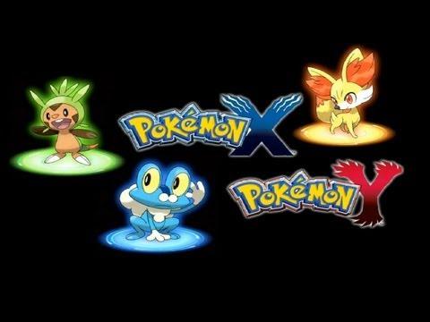 Pokemon X and Pokemon Y Kalos Region Elite 4 Official Theme Extended!